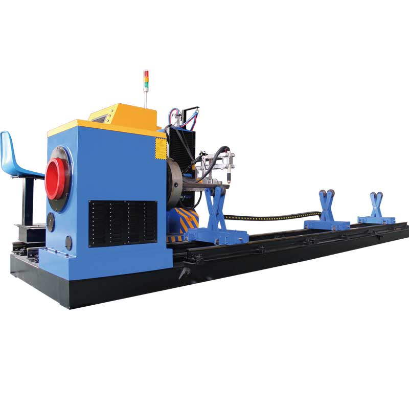 5 Axis Round Pipe Plasma Cutting Beveling Machine KR-XY5