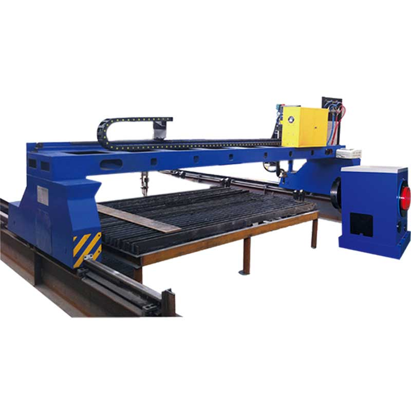 KR-XGB Gantry CNC Pipe & Plate Plasma Oxy Fuel Cutting Machine