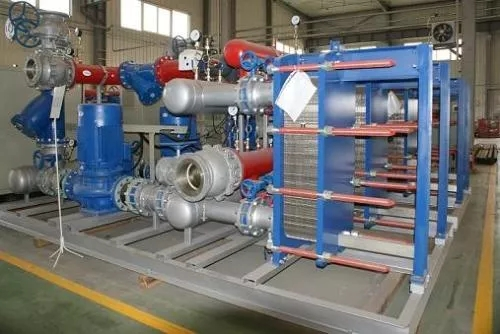 Refrigeration heat exchange equipment Industry